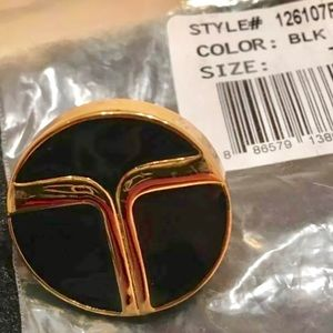 Trina Turk Super T Statement Ring-Sz 7-NEW